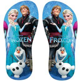 Estampa para chinelo Frozen 000777