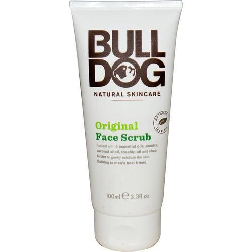 Bulldog Natural Skincare Original Face Scrub (3.3 Oz)