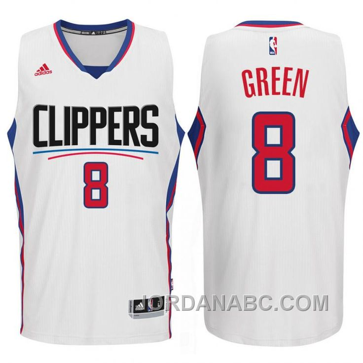 f8f012655 ... Buy Los Angeles Clippers New Season Logo Josh Smith Swingman White  Jersey from Reliable Los Angeles Los Angeles Clippers 5 ...
