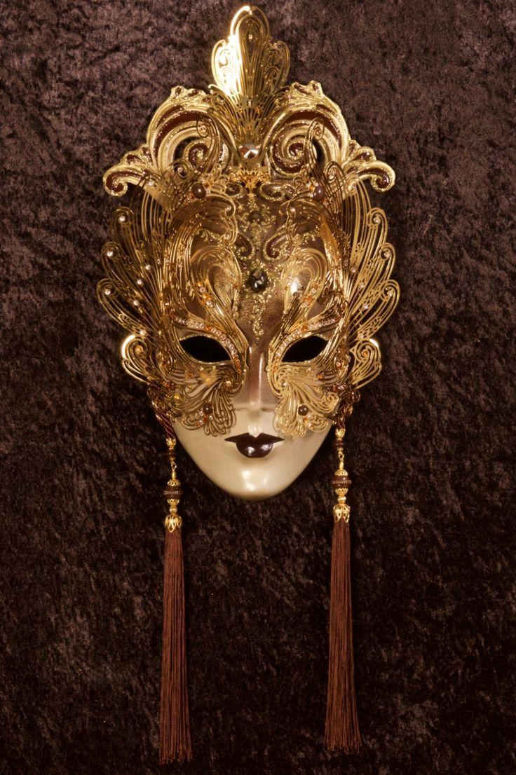 Volto Sogno venetian mask, ball mask, masquerade mask, carnival venetian mask in papier mache