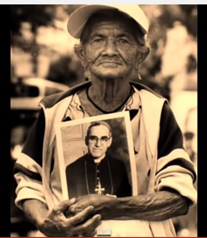 """""""I do not believe in death without resurrection. If they kill me, I shall rise again in the Salvadoran people."""" Archbishop Oscar Arnulfo Romero"""