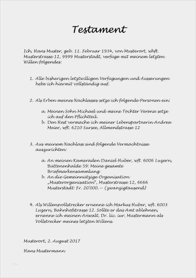 Suss Testament Vorlage Word Vorrate In 2020 Vorlagen Word Vorlagen Lebenslauf Vorlagen Word