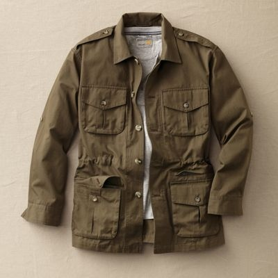 Mens Bush Jacket