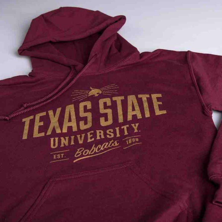 Texas State University Sweatshirts