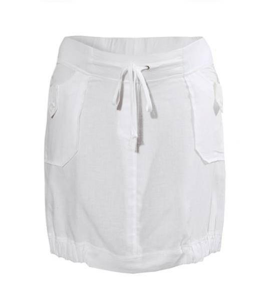 Белые юбки от украинских дизайнеров