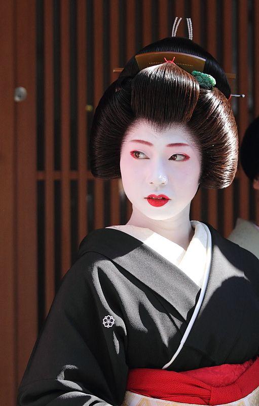 Geiko-san & Maiko-san: Shigemori Okiya (Miyagawacho)