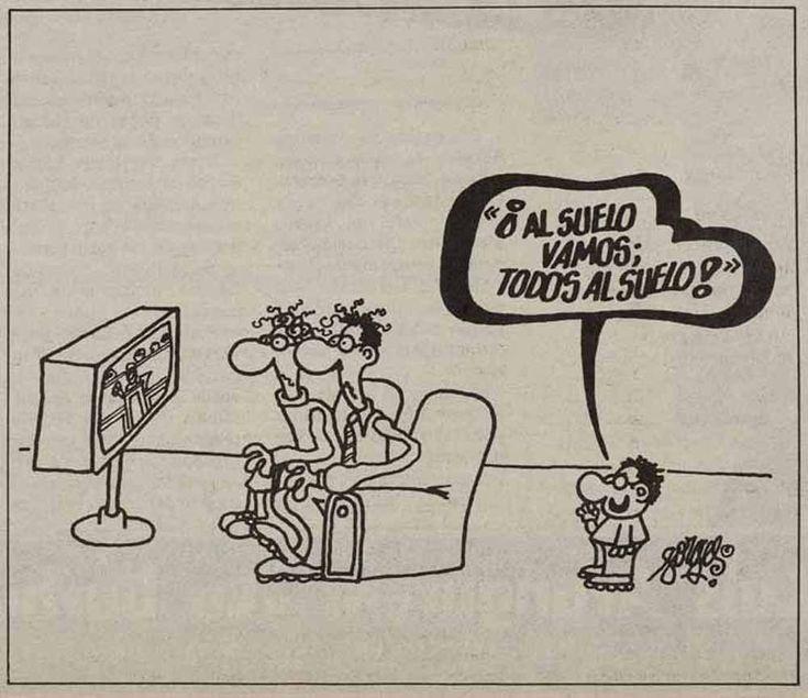 Forges y el 23-F Forges en Diario 16 26/02/1981.