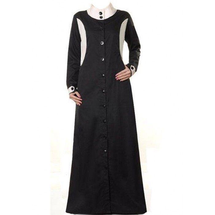 Safa - Full modern style dress abaya
