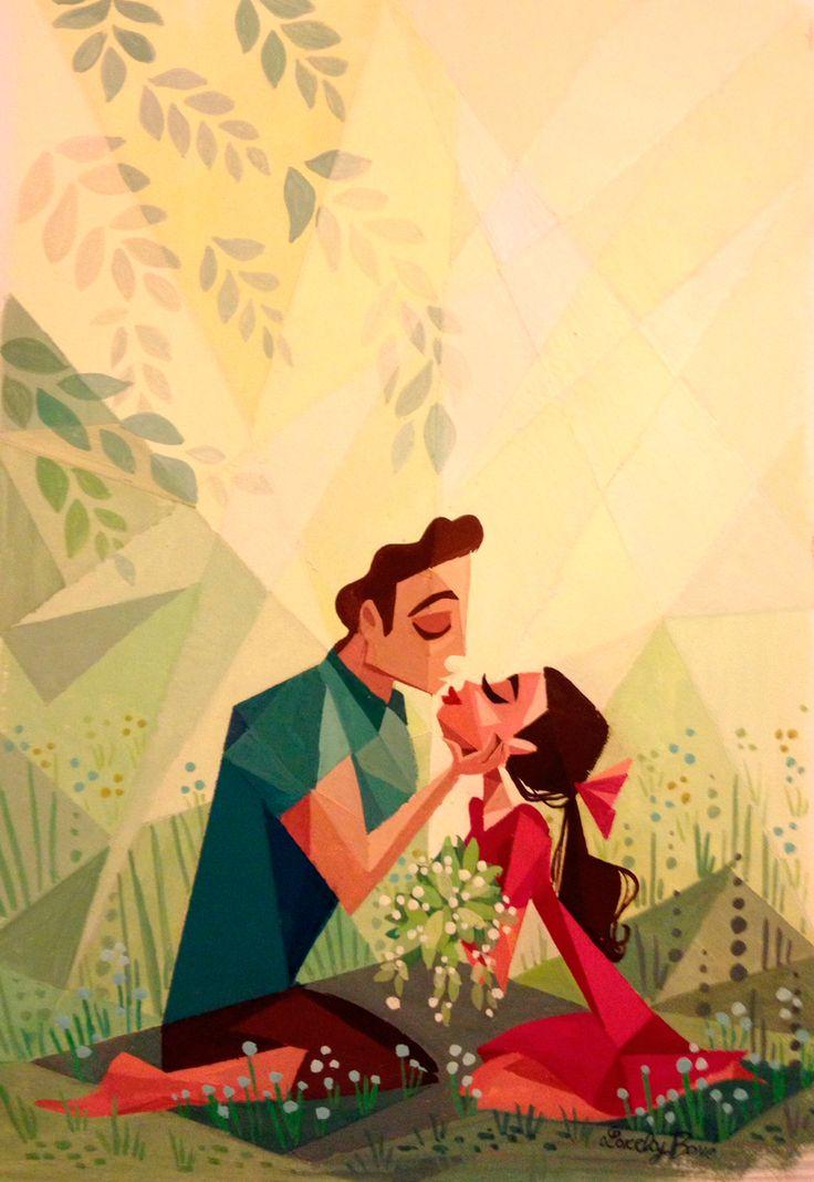 The Art Of Animation, Lorelay Bove