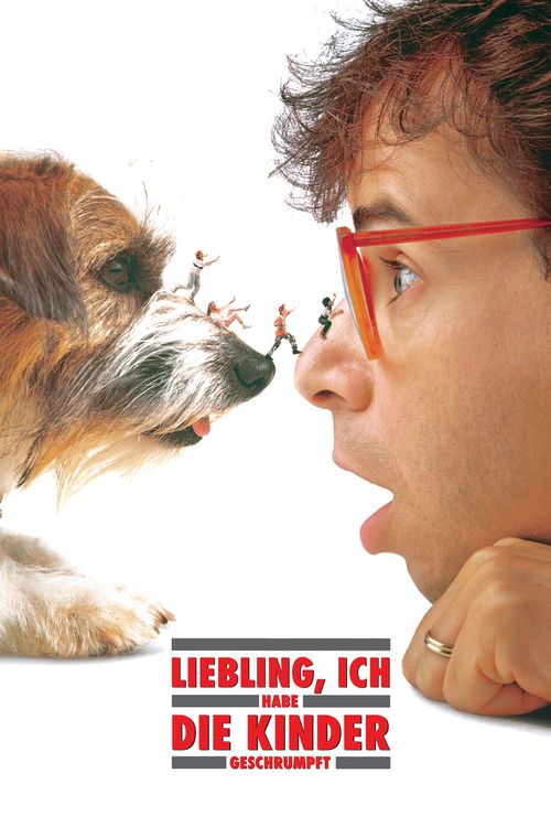 Watch Honey, I Shrunk the Kids Full-Movie