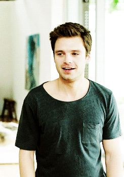**Temperature spikes, doctor is called, barely survives** | Attention: Sebastian Stan Is Who Your Heart Should Lust For
