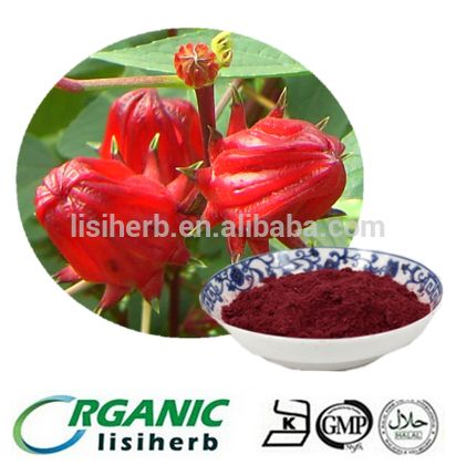 Alibaba Hibiscus powder 15 doll./kg