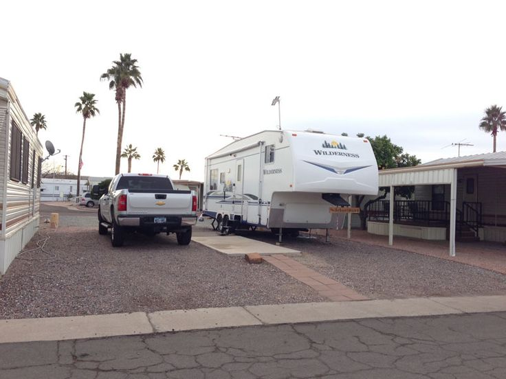 Take A Look At What Desert Shadows RV Resort Has To Offer If You Are