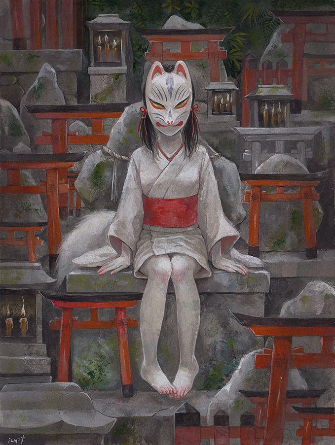 inari by Izmi Toyoda