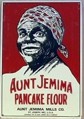 TOWARDS THE END OF AUNT JEMIMA (Interesting blog post, linked to petition)