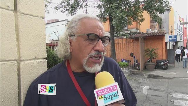 Rafael Inclán defiende a Pablo Montero y habla de sus escenas de amor con Fabiola Campomanes (VIDEO)