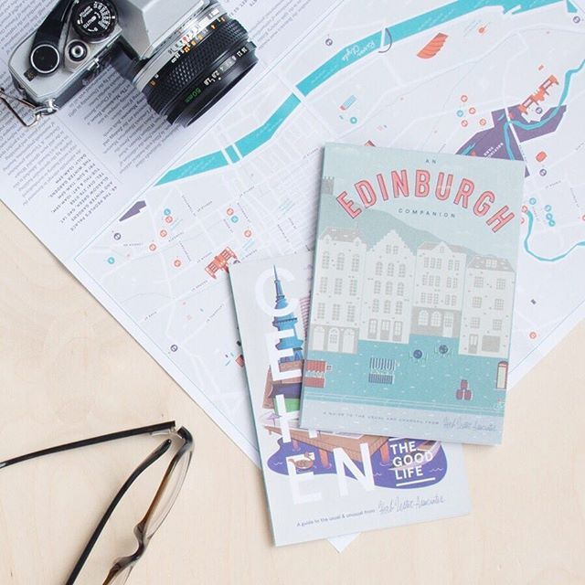 Plan for your next adventure with our pocket sized city