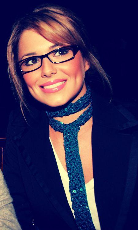 Cheryl Cole glasses