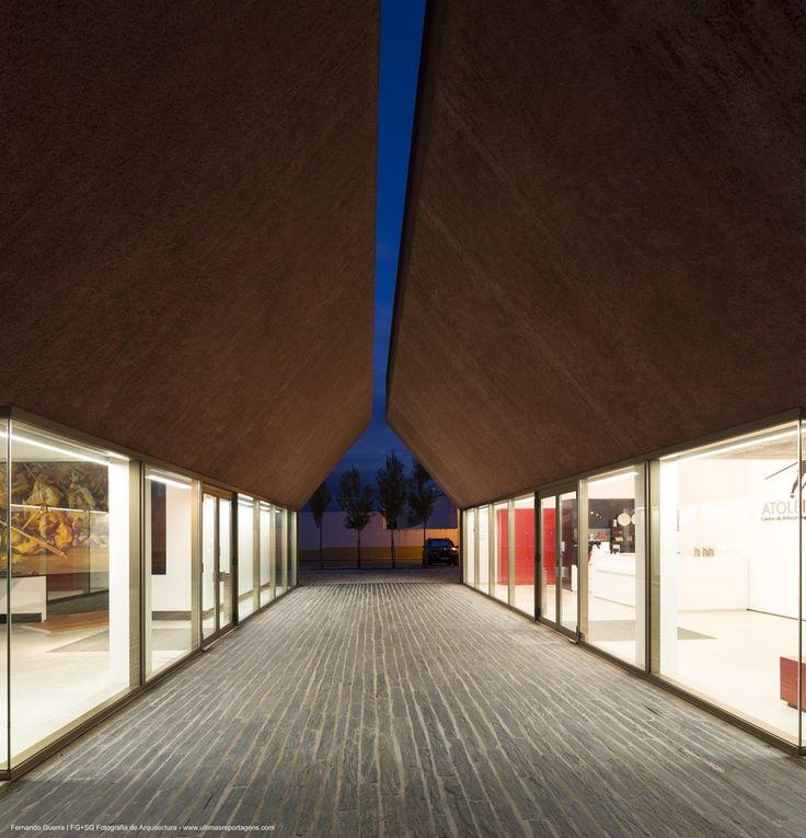 Galería - Centro de Interpretación de La batalla de Atoleiros / Gonçalo Byrne Arquitectos + Oficina Ideias em Linha - 5