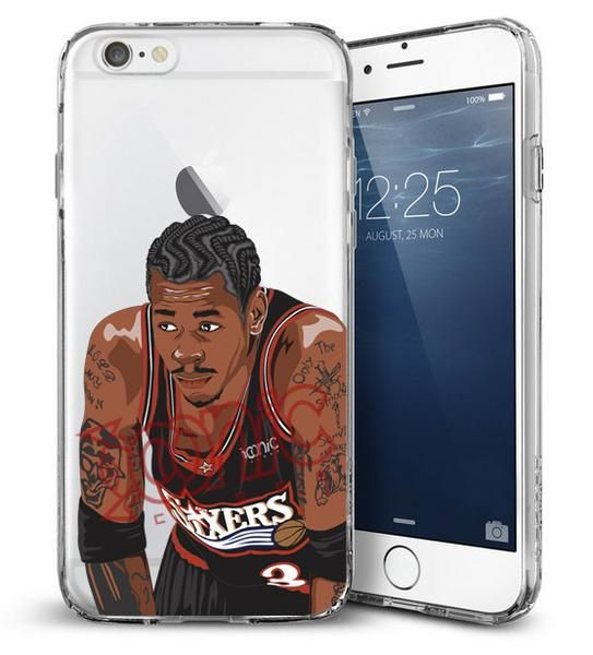 Allen Iverson The Answer - iPhone Cases No matter the question, Allen Iverson will always be The Answer!  iPhone 5 Allen Iverson Case  iPhone 5s Allen Iverson Case  iPhone 6 Allen Iverson Case  iPhone 6s Allen Iverson Case  iPhone 6+ Allen Iverson Case  iPhone 6s+ Allen Iverson Case  iPhone 7 Allen Iverson Case  iPhone 7+ Allen Iverson Case