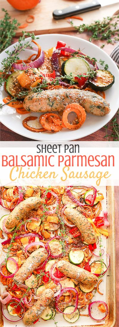 how to cook chicken sausage in pan
