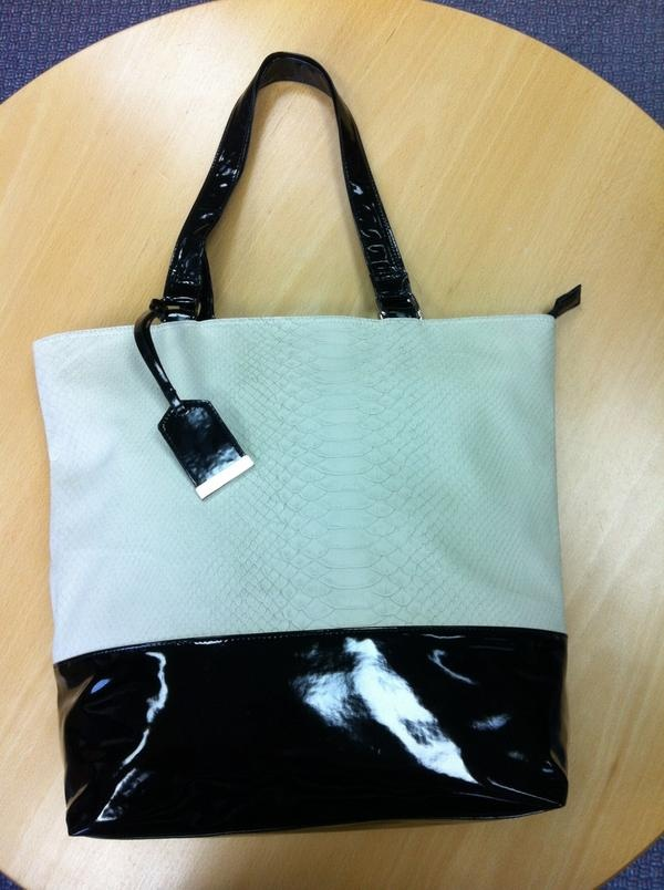 For your chance to win this lovely Croc Print Shopper please follow us on Pinterest and repin. UK Residents only!