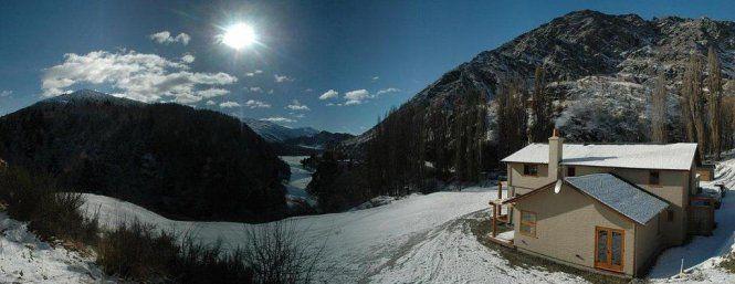Winter at The Canyons Lodge