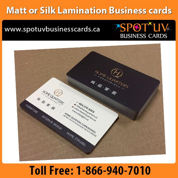 35 best matt or silk laminated business cards images on pinterest an extraordinary decision to make a high saw esteem matt or silk lamination business cards reheart Images