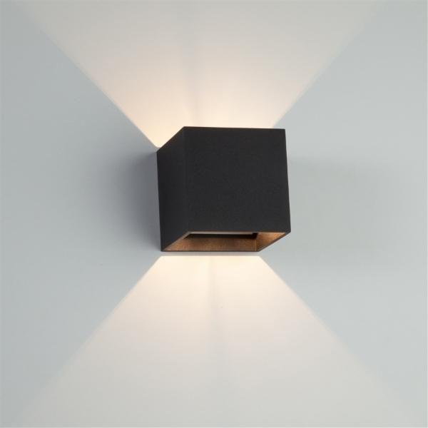 Absinthe Bloc 100x100x100mm Een van de mooiste indirecte lichtbezorgers. Heel symmetrisch. Jammer dat het enkel niet-energetische halogeen-lampen kan huizen.