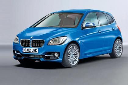 MPV-style BMW 1 Series GT to Make Debut Soon for car lease with bad credit customers