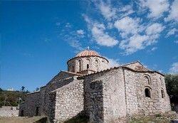 Tharri Monastery - Churches in Rhodes
