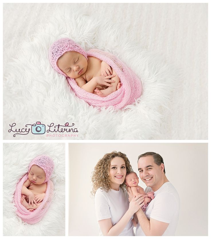 Soft pink baby girl baby photography newborn photography handmade knitted blankie