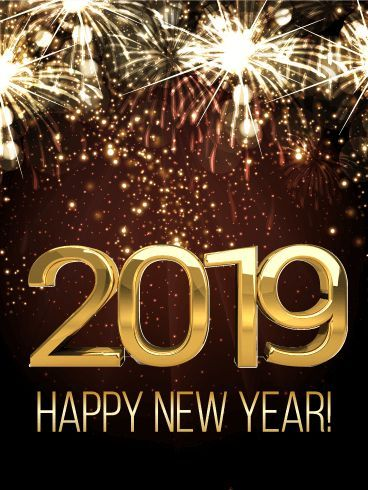 Happy New Year 2019 Quotes Happy New Year 2019 Ecard Greeting