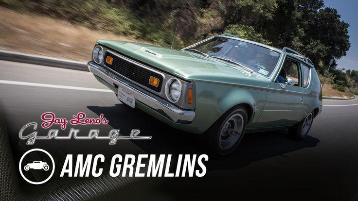 Jeff Dunham's AMC Gremlins - Jay Leno's Garage