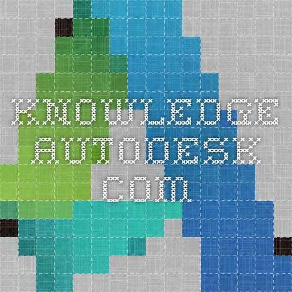 knowledge.autodesk.com