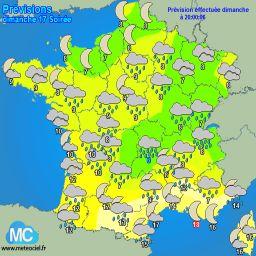 Meteociel - Prévisions météo pour Grammond ( 42140 ) - Météo Grammond - Météo 42140
