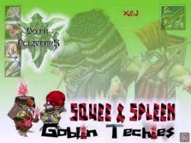 Мало кто знает, что Goblin Techies начал изучать взрывчатку с шести летнего возраста в своем роде он был вундеркиндом, с помощью магии вуду он научился создавать невидимые мины, если у врага нет...