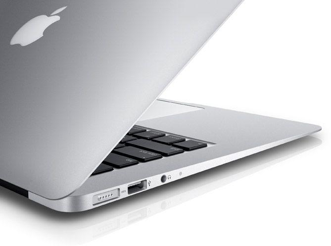 Apple - MacBook Air - Fin. Léger. Et tellement plus.