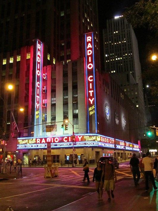 Hotels Near Radio City Music Hall New York Ny