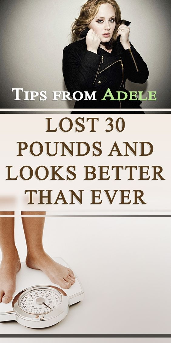 This Is The Diet That Transformed Adele! She\u2019s Lost 30 Pounds And Looks Better Than Ever! #weightlossmotivation