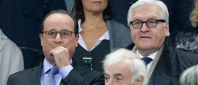 Γαλλία και Γερμανία θα προχωρήσουν «χέρι - χέρι»: Την ανάγκη να προχωρήσουν Γαλλία και Γερμανία χέρι με χέρι ώστε να οικοδομήσουν «την…