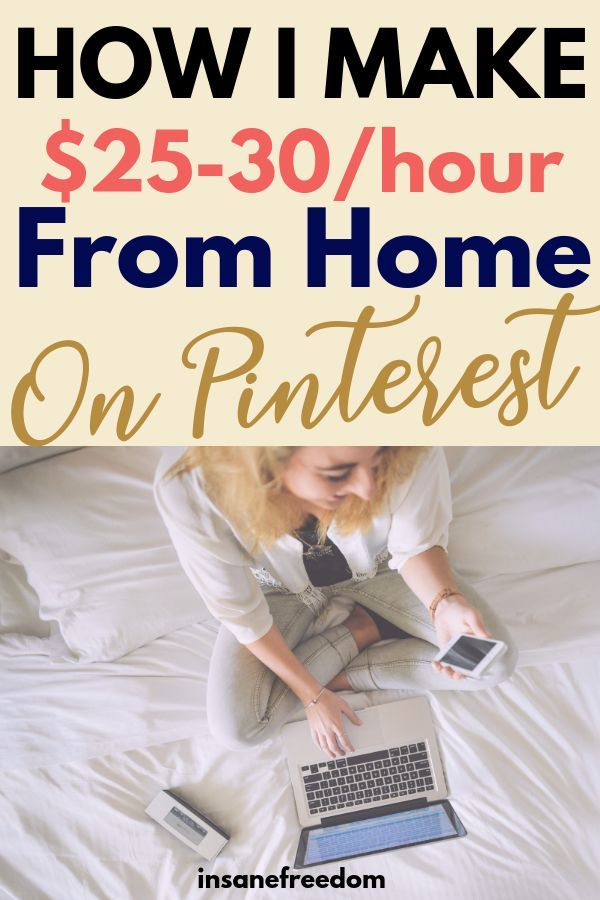 How I Make $3500/month As A Pinterest Virtual Assistant – Insane Freedom| Work from Home Jobs & Side hustle Ideas