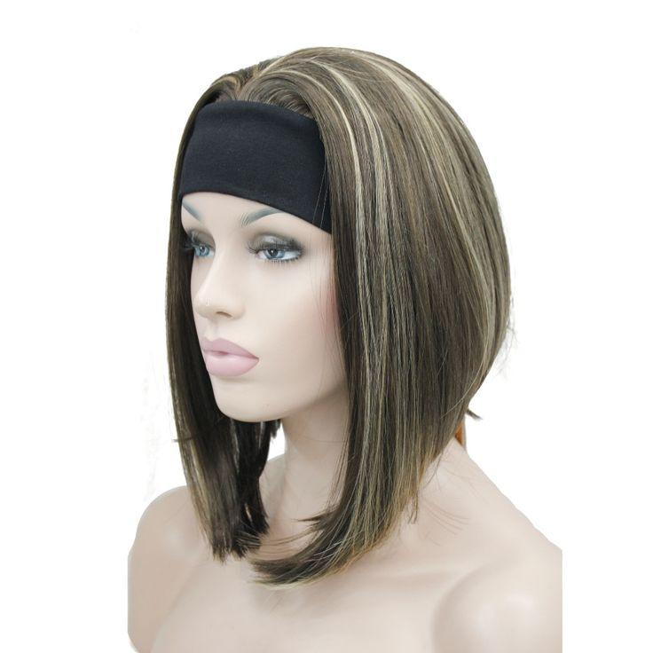 Wigs With Headband 94