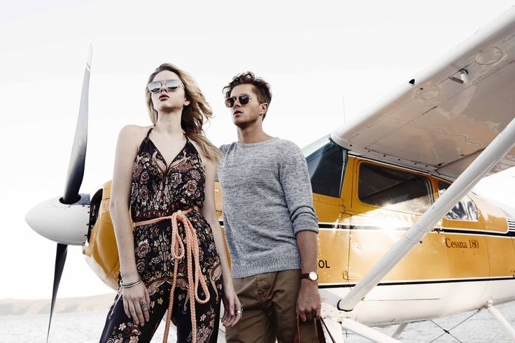 Pacifico Optical Hand Made Sunglasses Lookbook - Summer 2014 / 2015