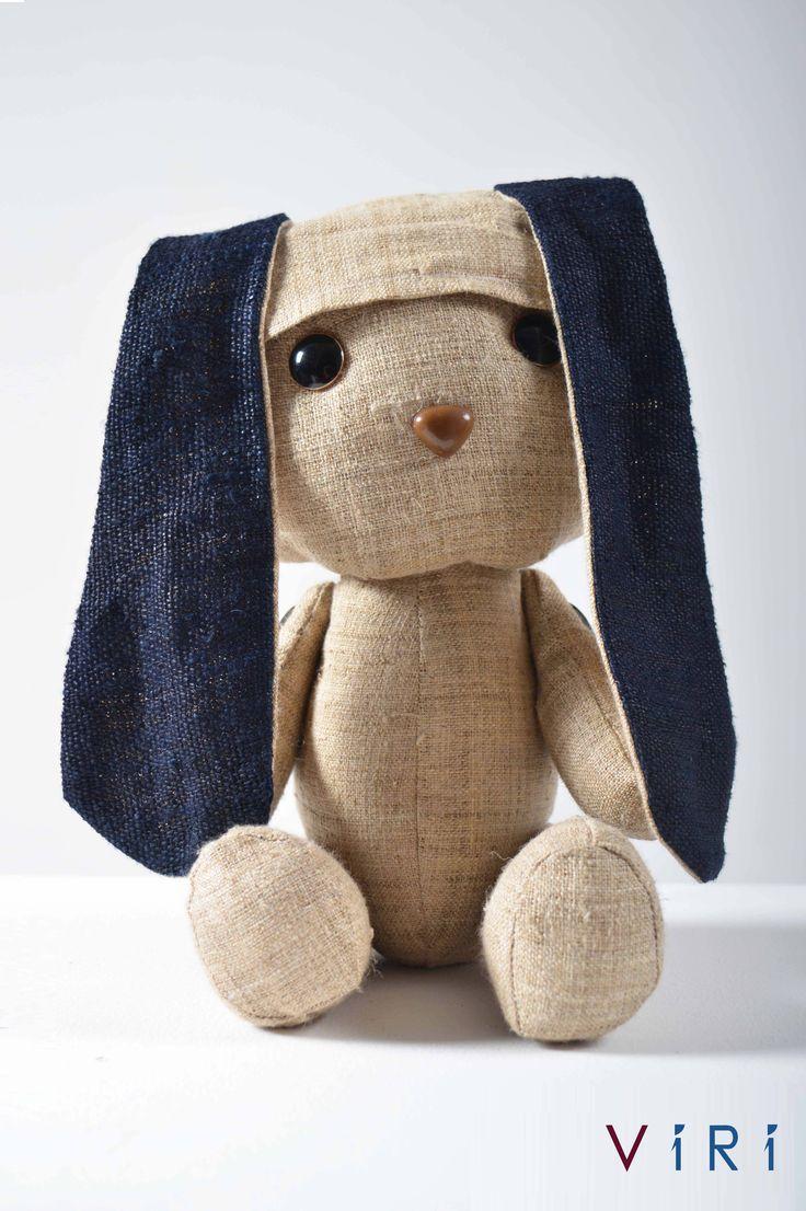 Stuffed toys - Rabbit #VIRI #KIDS #TOYS #ANIMALS