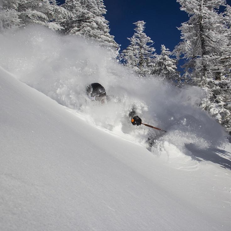 Deep and fluffy - Jay Peak, Vermont | Skiing Magazine