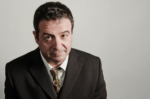 Mark Thomas – Edinburgh Preview Show - Friday 10th July 2015