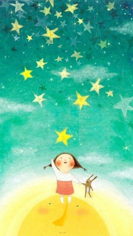 Guardando le stelle