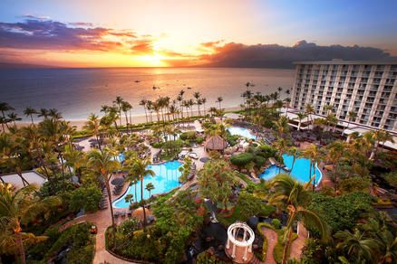 The Westin Maui Resort & Spa - (6) more weeks & this is where Tony & I will be... Cannot wait!!!!!