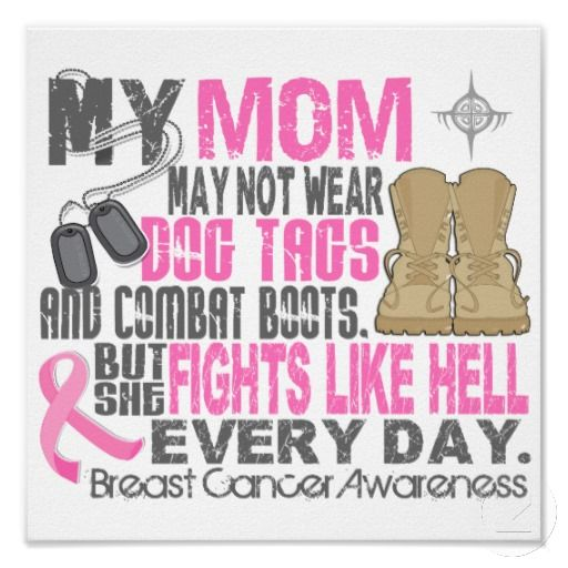 Losing My Mom To Cancer Quotes: 1000+ Images About Breast Cancer Awareness On Pinterest